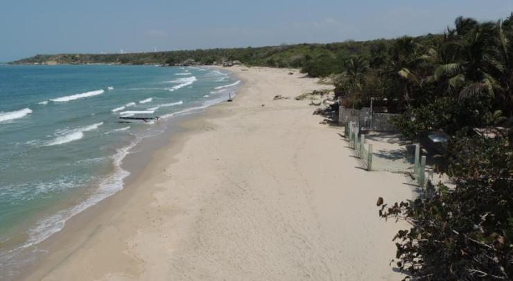 tierra bomba cartagena